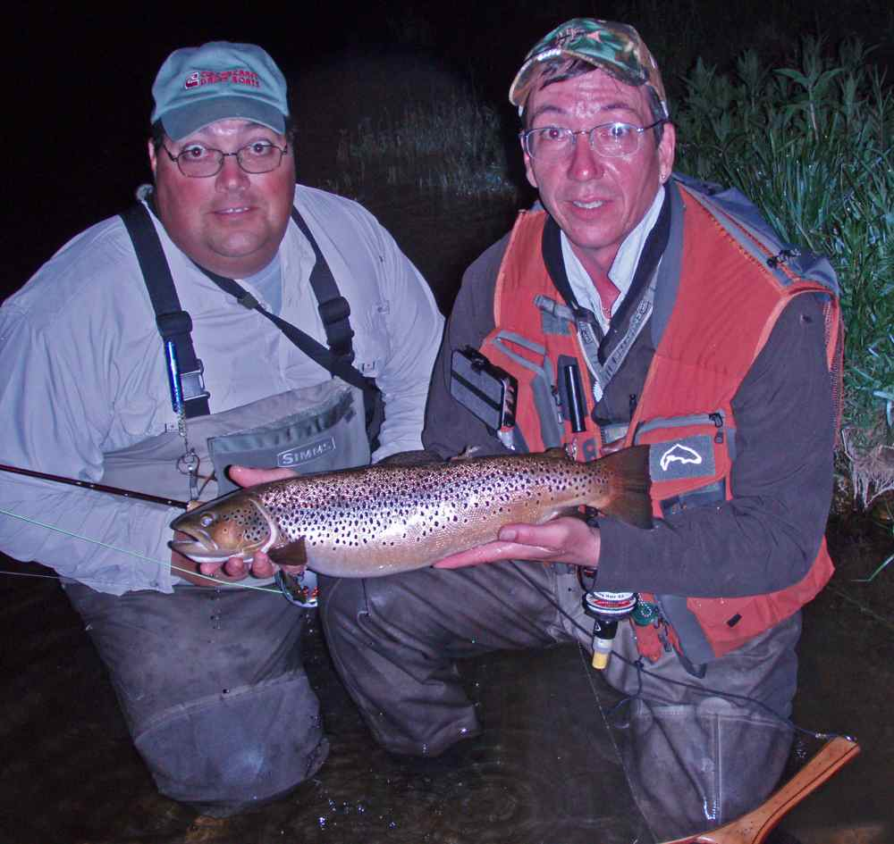 Specialty fly fishing lessons instruction hook line for Brian s fishing supply